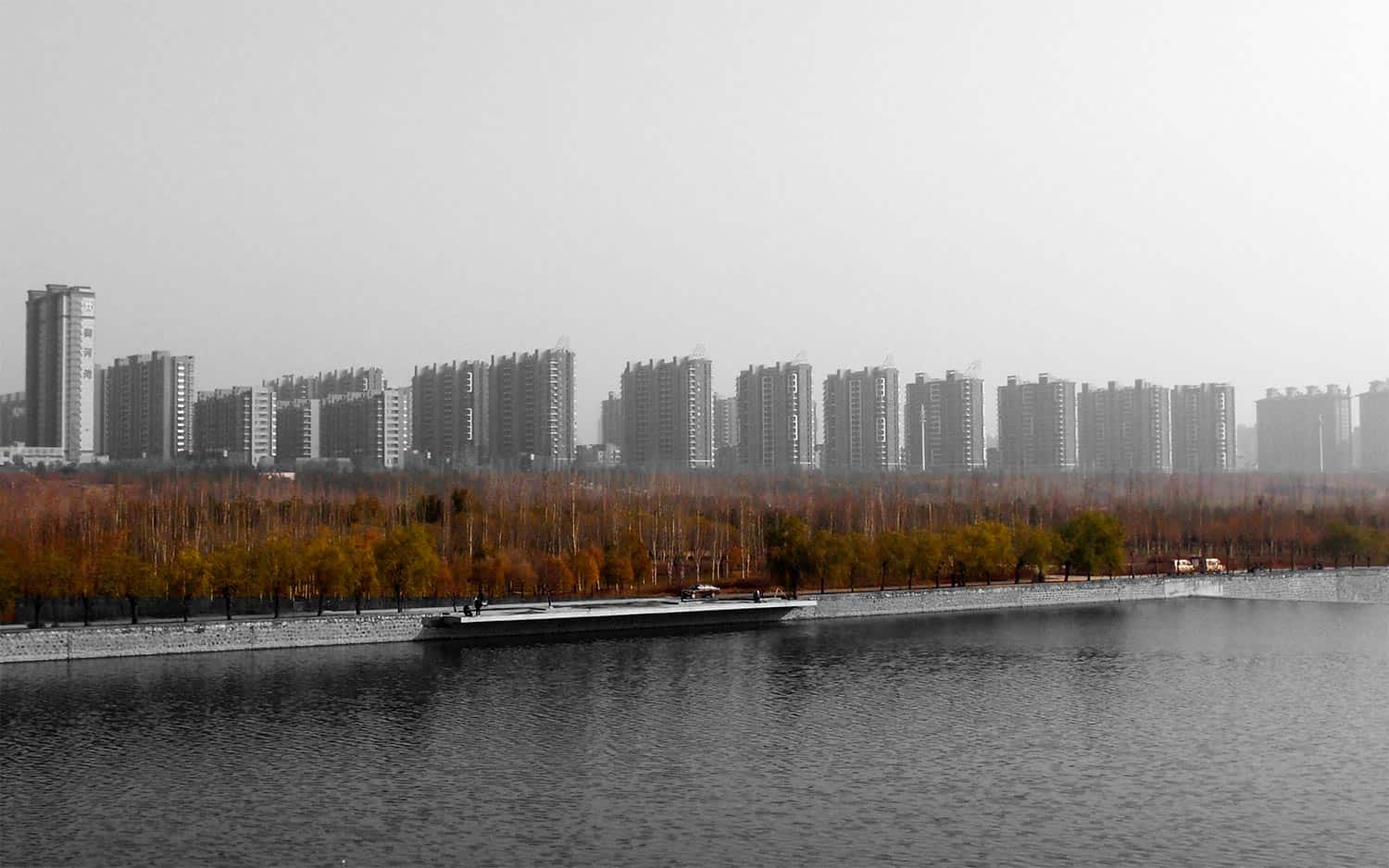 The Medium-Sized China's Cities Project - European Research